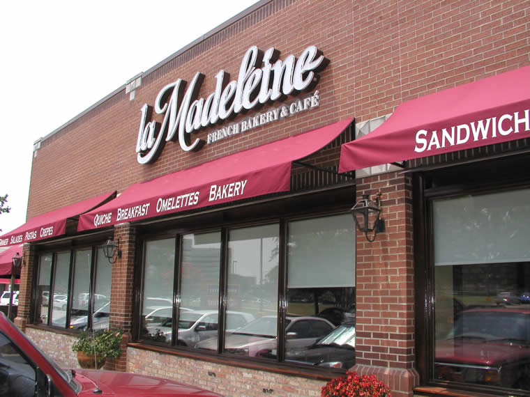commercial awnings dealers