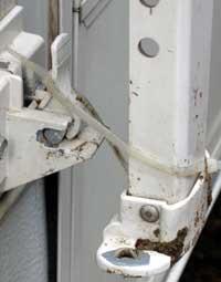 repairing awnings